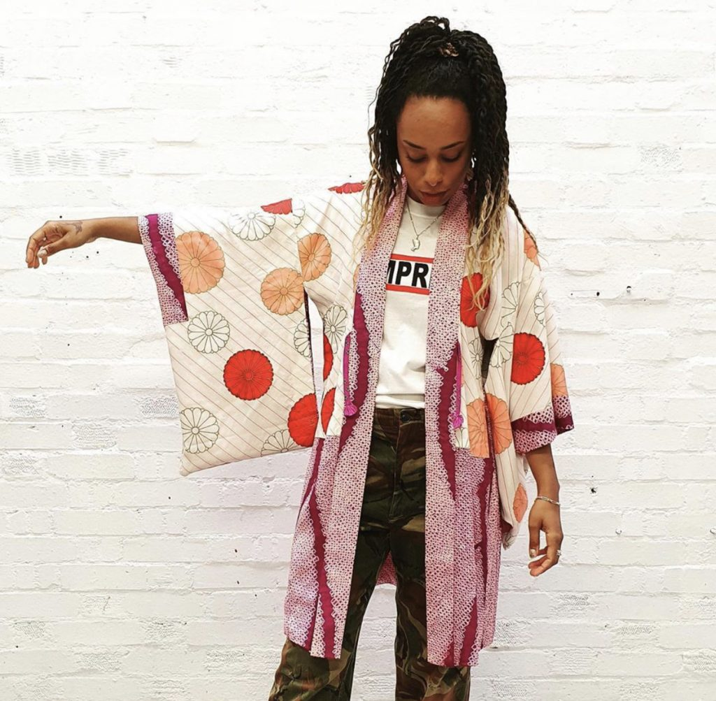 Daughters of a bohemian- black- owned fashion brands